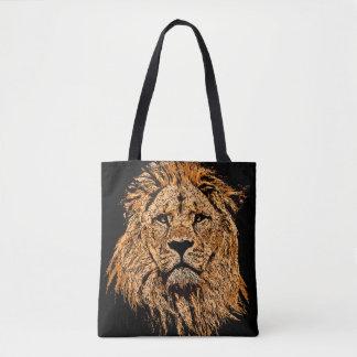Bolsa Tote Sacola do leão