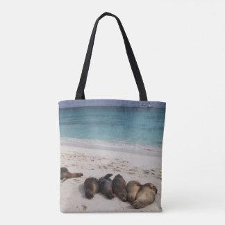 Bolsa Tote Sacola do leão de mar