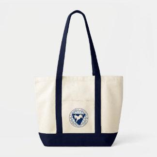 Bolsa Tote Sacola do logotipo do partido Democrática de