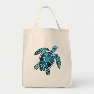 Bolsa Tote Sacola do mantimento da tartaruga