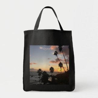 Bolsa Tote Sacola do mantimento do Laguna Beach