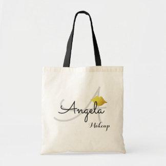 Bolsa Tote sacola do monograma da beleza para maquilhadores