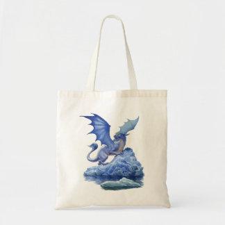 Bolsa Tote Sacola do orçamento do dragão do gelo