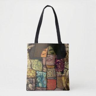 Bolsa Tote Sacola do pop art de Klimt