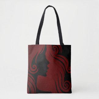 Bolsa Tote Sacola do salão de beleza