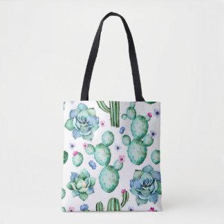 Bolsa Tote Sacola do Succulent
