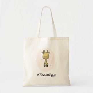 Bolsa Tote Sacola do #TeamEgg