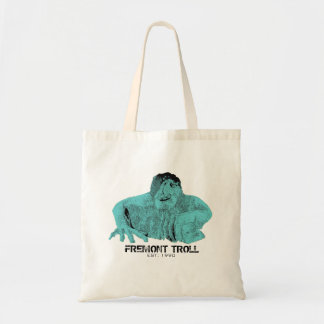 Bolsa Tote Sacola do troll de Seattle Fremont