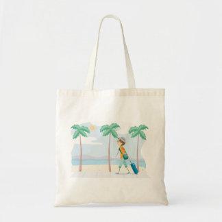 Bolsa Tote Sacola do turista da praia