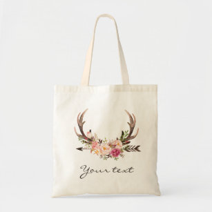 Bolsa Tote Sacola dos Antlers