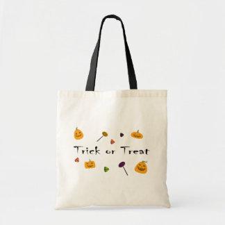 Bolsa Tote Sacola dos doces da doçura ou travessura