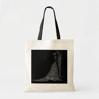 Bolsa Tote Sacola dos noivos