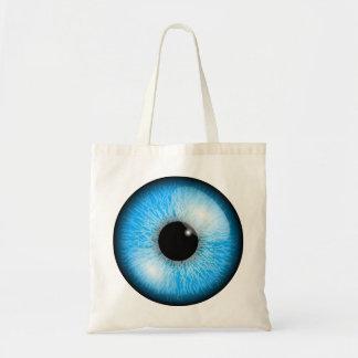 Bolsa Tote Sacola dos olhos azuis