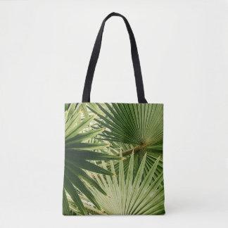Bolsa Tote Sacola em folha de palmeira