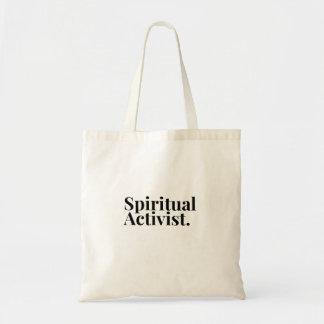 Bolsa Tote Sacola espiritual do activista