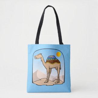 Bolsa Tote Sacola exaltado do camelo