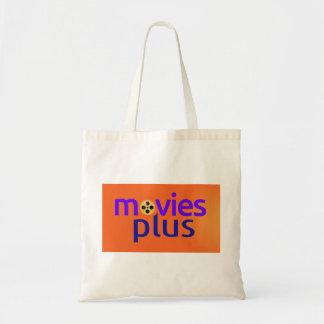 Bolsa Tote SACOLA, excelente para grupos de filme, compra,