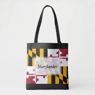 Bolsa Tote Sacola feita sob encomenda de Marylander