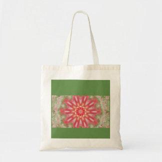 Bolsa Tote Sacola floral do primavera e do verão