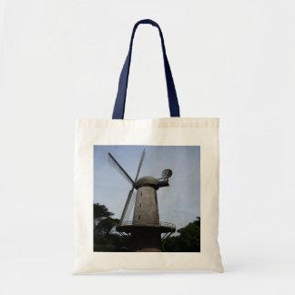 Bolsa Tote Sacola holandesa do moinho de vento de San