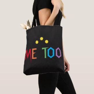 Bolsa Tote Sacola IMITAÇÃOA do arco-íris colorido