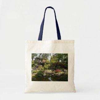 Bolsa Tote Sacola japonesa do jardim de chá #6 de San