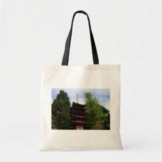 Bolsa Tote Sacola japonesa do jardim de chá de San Francisco