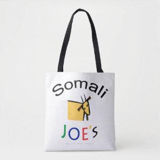 Bolsa Tote Sacola oficial da cabra do miúdo de Joe somaliano