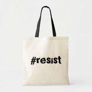 Bolsa Tote Sacola oficial do #RESIST (natural)
