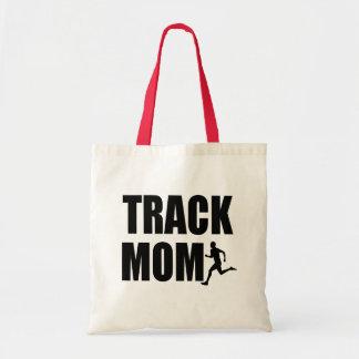 Bolsa Tote Sacola orgulhosa da mamã da trilha