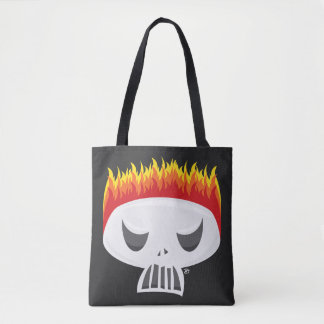 Bolsa Tote - Sacola para fora queimada