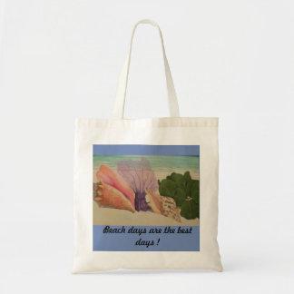 Bolsa Tote Sacola para os amantes da praia