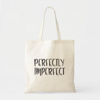 Bolsa Tote Sacola perfeitamente imperfeita de |