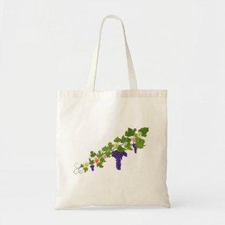 Bolsa Tote sacola pintado à mão