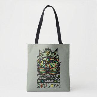 Bolsa Tote Sacola real do Kat BuddaKats
