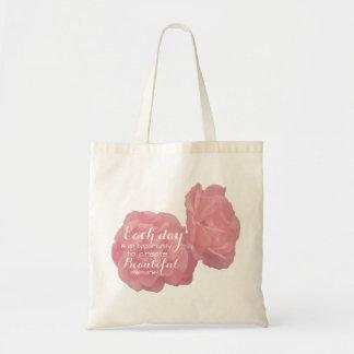 Bolsa Tote Sacola rosado cor-de-rosa