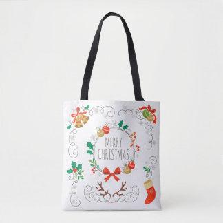 Bolsa Tote Sacola simples contudo elegante da decoração | do