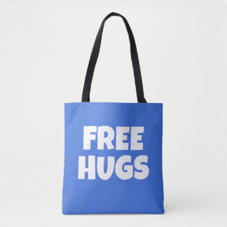 Bolsa Tote Sacolas livres dos abraços