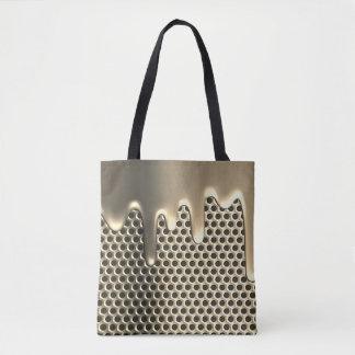 Bolsa Tote Sacolas Titanium líquidas do design