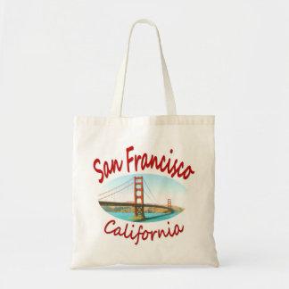 Bolsa Tote San Francisco Califórnia