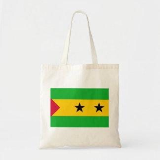 Bolsa Tote Sao Tome and Principe
