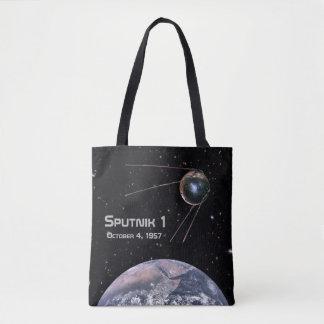Bolsa Tote Satélite de terra de Sputnik 1