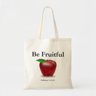 Bolsa Tote Seja frutuoso