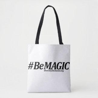 Bolsa Tote Seja saco mágico