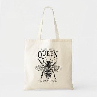 Bolsa Tote Seja sacola da rainha