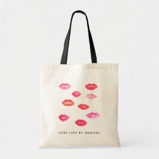 Bolsa Tote Selado com um costume do beijo