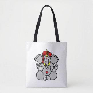 Bolsa Tote Senhor Ganesha