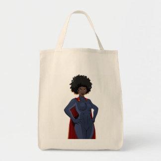 Bolsa Tote Senhora super-herói