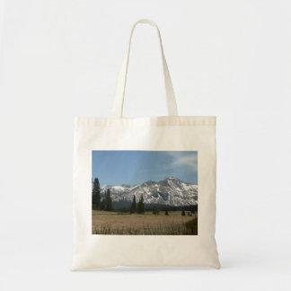 Bolsa Tote Serra montanhas de Nevada mim de Yosemite