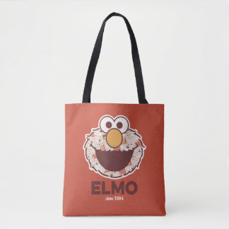 Bolsa Tote Sesame Street   Elmo desde 1984